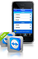 iphone and icons TeamViewer: Effortless remote PC control from your iPhone