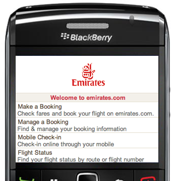 emirates mobile