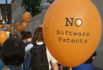 NoSoftwarePatents