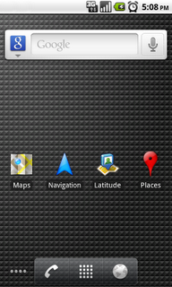 places homescreen edited Google Places gets an icon; better results in Google Maps.