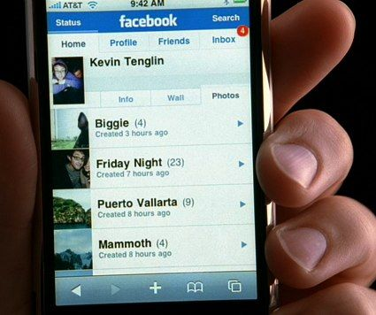 AutoTagger: Tag your Facebook photos on your iPhone via facial recognition.