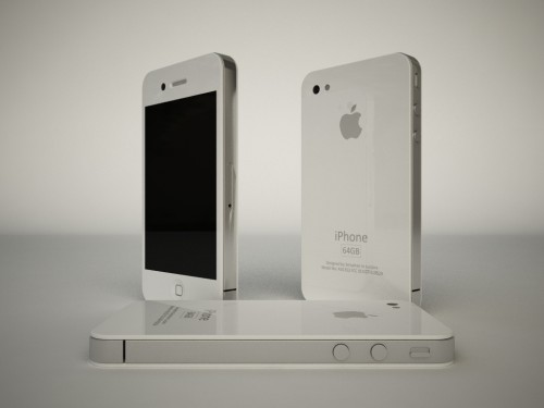 White iPhone 4 emerges in NYC, delays said to be caused by supplier colour discrepancies