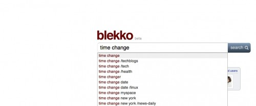 blekkotimechange1 500x207 The TNW Review: blekko   Is this finally a Google killer?