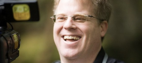 Robert Scoble speaking at The Next Web Conference