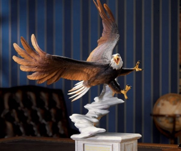 Franklin-mint-eagle