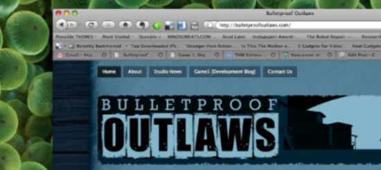 Bulletproof Outlaws
