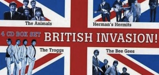 British Invasion 4CD box set