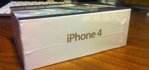 iphone 4 box