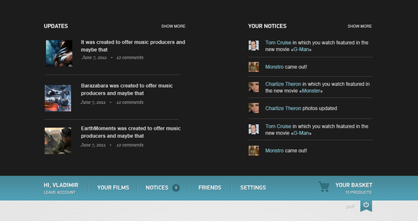 006 Heres what a redesigned IMDB might look like