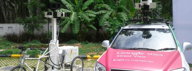 google-street-view-India-car-cycle