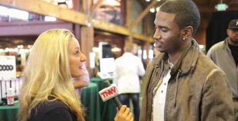 'Clever is the new cool' says singer Trey Songz at Disrupt