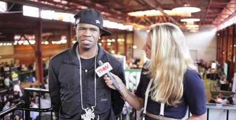 Why rapper Chamillionaire went to a nerdy tech conference (video)