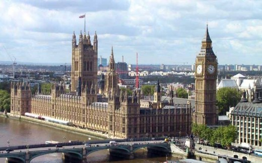 Parliament 520x324 The UK capital to apply for .London top level domain