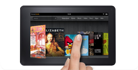 amazonfire1 Amazons interest in Palm: Why would it consider a bid?