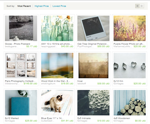 etsy A beginners guide to selling your photographs online
