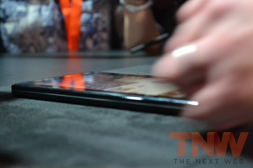 tnw26 520x346 Hands on with Amazons new Kindle e readers and Kindle Fire tablet [High Res Images]