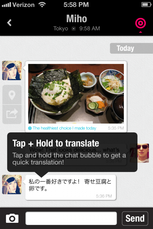 3 ChatTranslate 520x780 Wander: The story of an app that failed, then succeeded in connecting the world