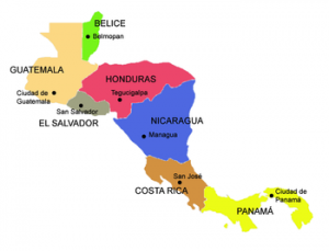 Centroamerica 300x229 Central America and startups: what you need to know