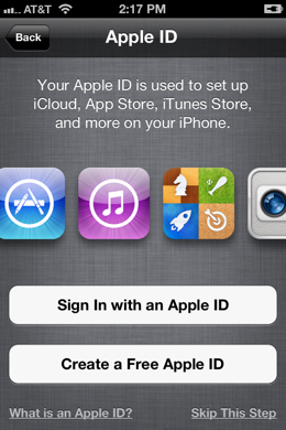 IMG 0005 TNWs Guide to iOS 5: iCloud and the PC free iOS experience