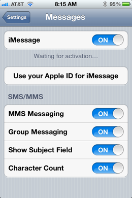 IMG 0457 TNWs Guide to iOS 5: iMessage and how it will save you money