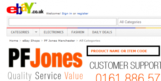 PFJones 520x261 Meet the million pound eBay businesses