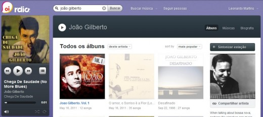Rdio 520x231 Rdio launching in Brazil, boosting the local music streaming offer