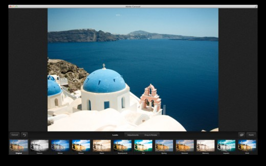 adobe carousel mac 520x325 Adobe launches Carousel service and apps to let you edit photos anywhere