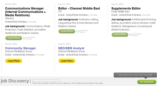 jobs Laimoon takes a fresh approach to job hunting in the Middle East