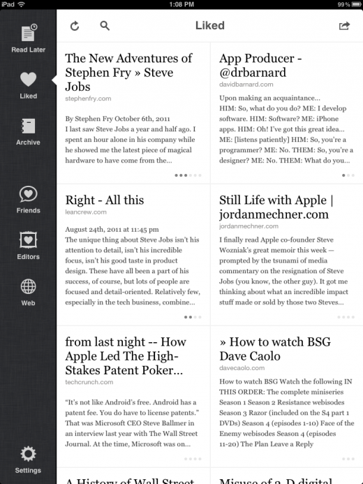 photo 317 520x693 Instapaper 4 stays on page one with a great new design, new ways to get content
