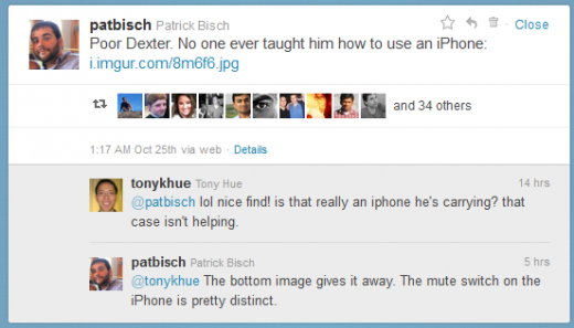 pinglio twitter2 520x297 Twitter provides more context for tweets on your Timeline