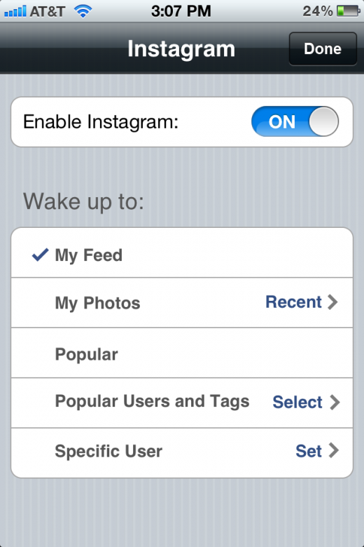 IMG 2369 520x780 MyWakeUpTunes wakes you up with your favorite song and Instagram photos