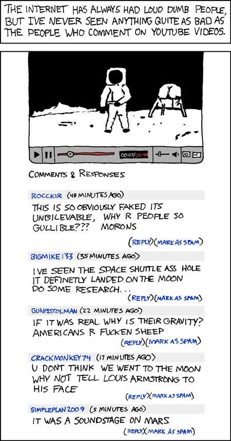 Xkcd youtube 5 challenges facing YouTube as a family destination