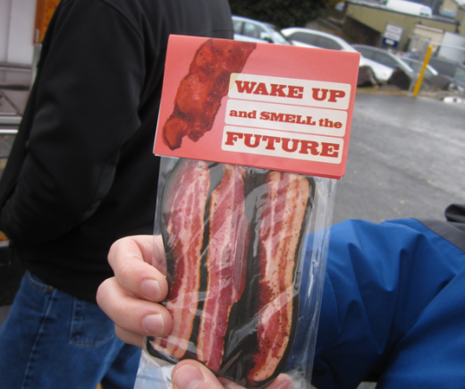 bacon 2 This week at Microsoft: Siri, Nokia, and Bacon
