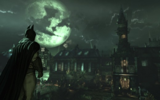 batman arkham asylum 520x325 Batman: Arkham Asylum and Duke Nukem Forever land on the Mac App Store