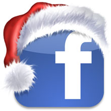 facebooksanta This retailers social powered Santa Claus puts the Christmas spirit back in gift giving
