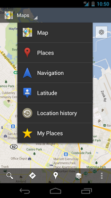 feature Google Maps 6.0 arrives on Android, lets you map inside buildings
