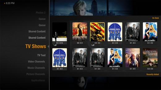 plex mac 520x291 Media centre solution Plex updates on every platform, introduces online service MyPlex