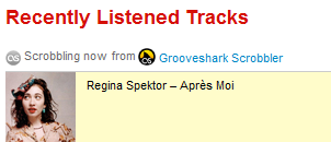 scrobbler 9 ways to enhance your Grooveshark experience