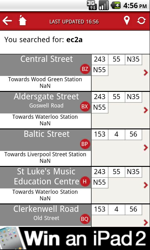 ss 480 1 01 Bus Guru: This mobile app gives you live bus times and optimum routes in London