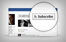 subscriiibe Facebook to promote user subscriptions with new recommended people list