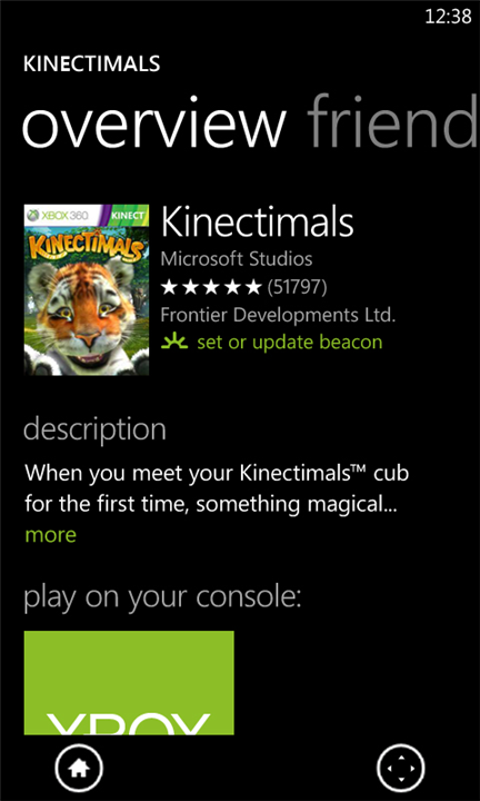 4c4638e7 0ff5 4432 be6c d7c4130fbaf4 Windows Phone users, your Xbox Companion app is now available