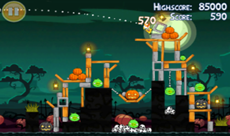 AB Angry Birds arrives on the BlackBerry PlayBook