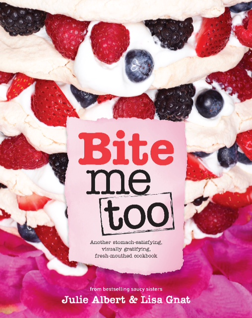 BiteMeToo HiRes BiteMe Too launches a clever cookbook with QR codes