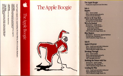Outside 520x322 Apple released its own music album in the 80s: The Apple Boogie