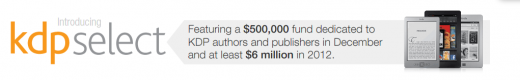 Screen Shot 2011 12 08 at 14.27.31 520x80 Amazon launches $6m fund for self publishers, looks to expand Kindle Owners Lending Library