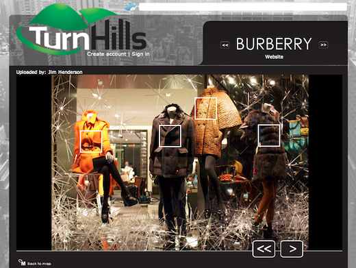 TurnHills Crowdsourcing could turn this site into the ultimate online window shopping experience