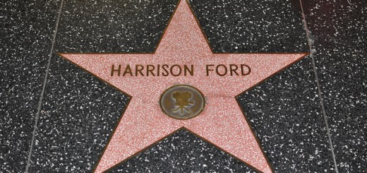 Walk of fame Harrison Ford