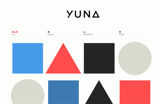 Yuna Kim 9 Reasons why you should consider minimalism for your design portfolio