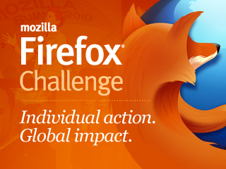 crowdrise facebook 320x240 Mozilla teams up with celebs like Will Ferrell and Seth Rogen for social good