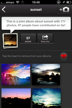 eyeem11 Gorgeous photo sharing app EyeEm updated to bring its strengths into focus
